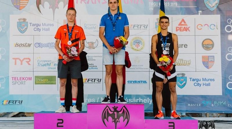 IMG 20190709 WA0000 1 - Cătălin Romaș medaliat la Campionatul European de aquathlon