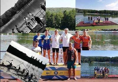 bas - Kaiacițtii au cucerit 6 medalii la CN