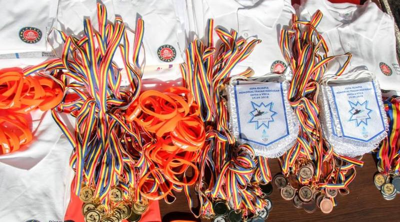 """cupaol 2 - Cupa Olimpia - Memorialul """"Traian Nădășean"""" va avea loc pe 12 octombrie"""