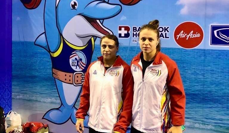 loretoma - Loredana Toma dublă medaliată la Campionatele Mondiale