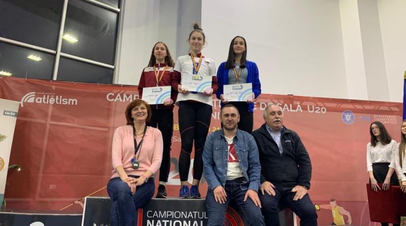 IMG 20200221 WA0004 - Maria Mihalache campioană națională cu PB