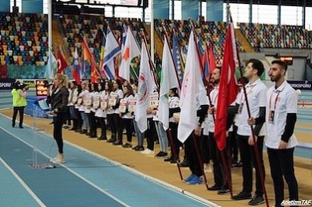 Balkan Indoor U20 Opening - Competițiile balcanice de atletism au fost amânate