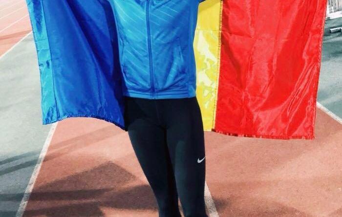 ioanagh - Ioana Gheorghe cea mai bună sportivă a clubului în 2020