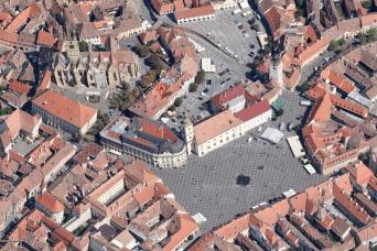 Centrul Istoric al Sibiului