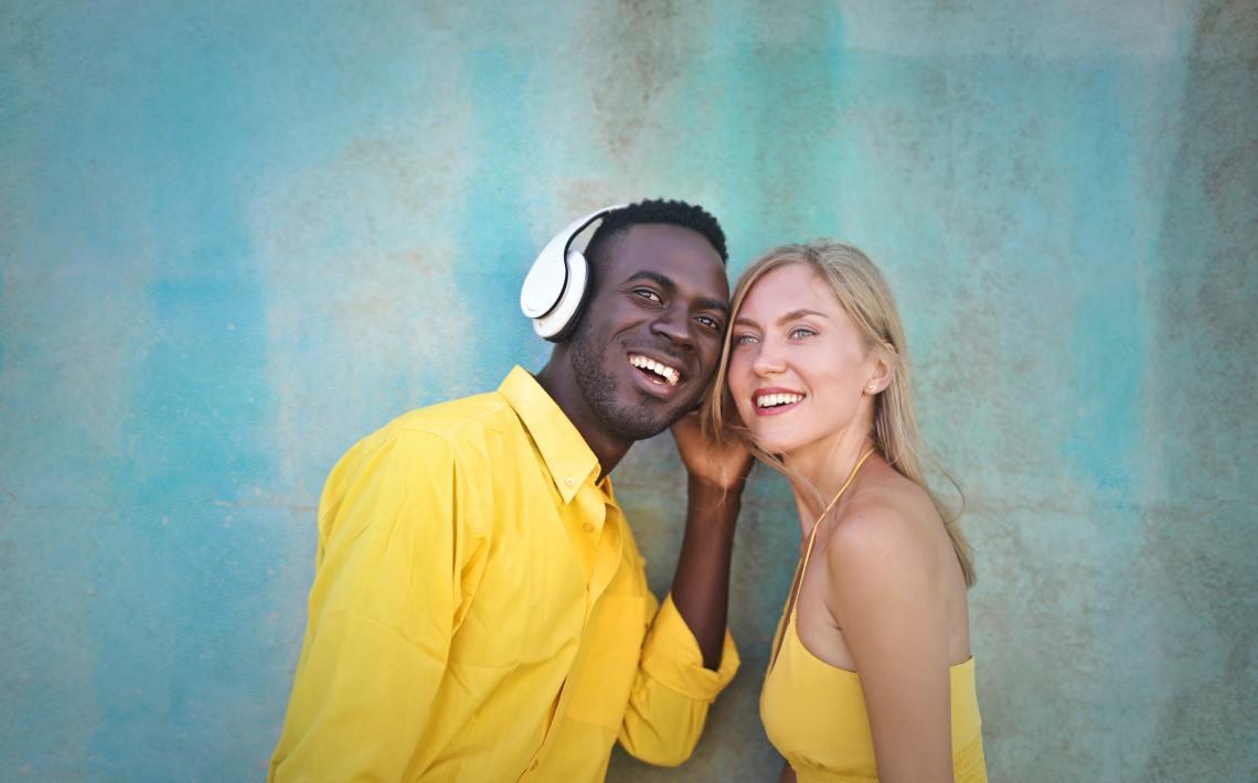 White Label Headphones