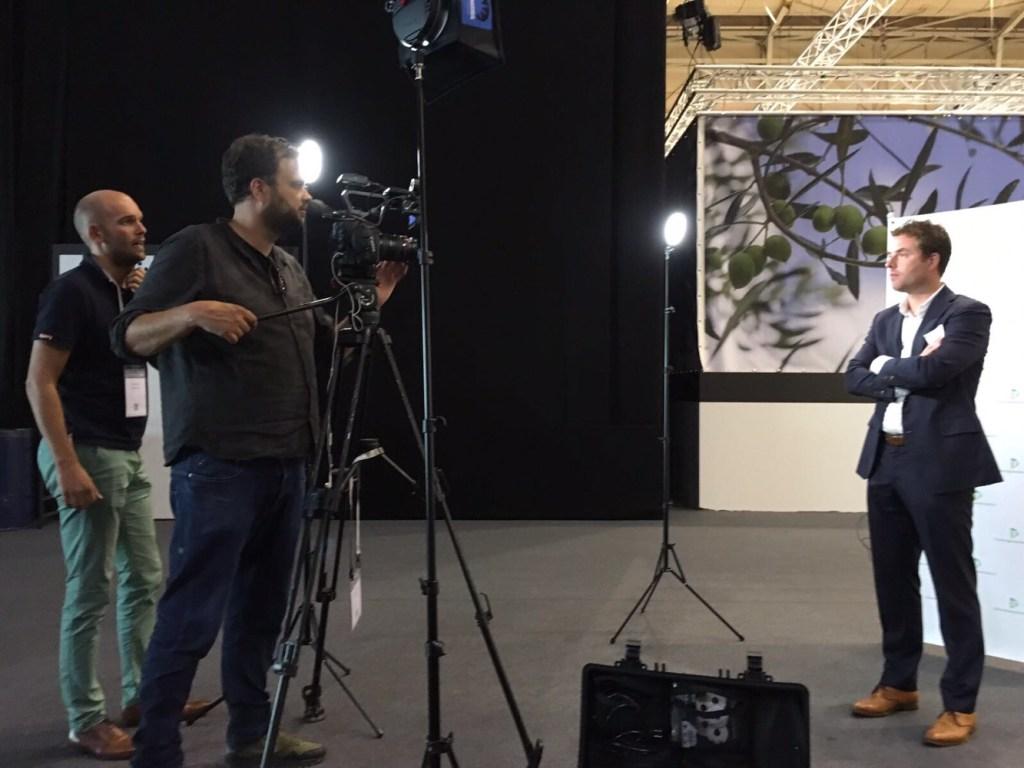 Opnames interview met Dr. Daniël van Raalte