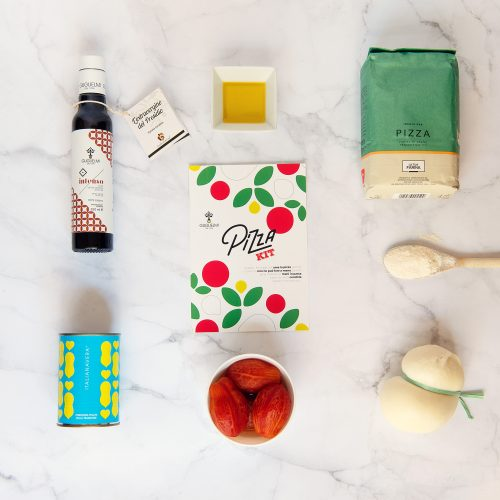 polio guglielmi pizza kit olio pugliese