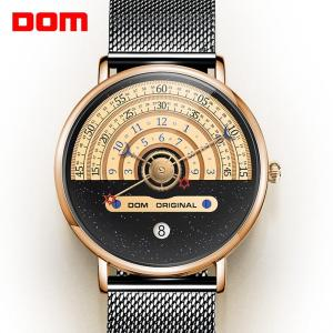 Men's Analog Quartz Watch
