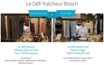 Défis Bosch électroménager