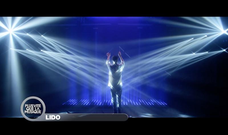 Plus Vite Que La Musique sur M6 : LIDO