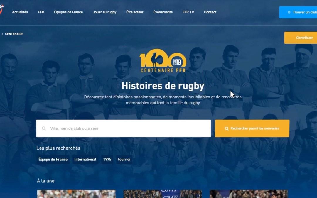 Histoires de rugby !
