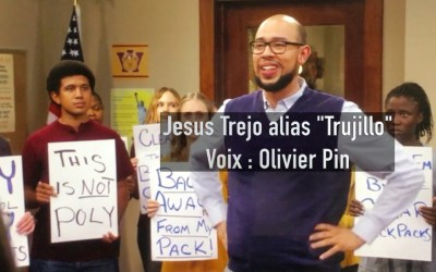 Doublage : Trujillo dans la série Mr IGLESIAS