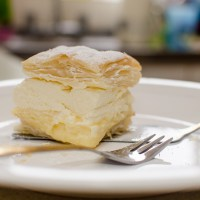 French Creamy Pastry (some call it Napoleon)