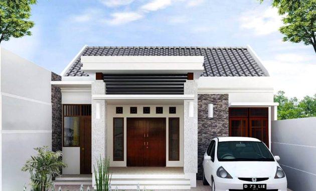 20 Desain Rumah Minimalis Modern Untuk Keluarga