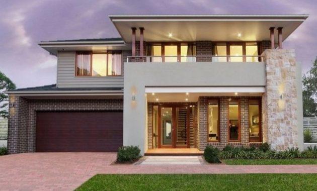 20 Desain Rumah Modern Minimalis