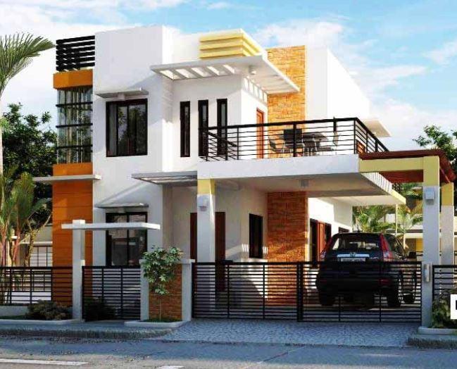 30 Model Desain Rumah Minimalis 2 Lantai Untuk Inspirasi Anda
