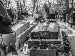 tombe Edith Piaf