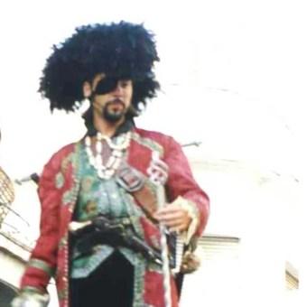 Toni Navarro Cabrera - Capità Cristià 1994