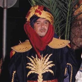 Toni Esteve Blai - Ambaixador Moro 2001