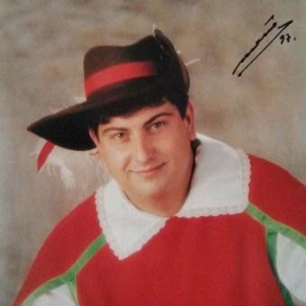 Antonio Martínez Almazán - Capità Cristià 1997