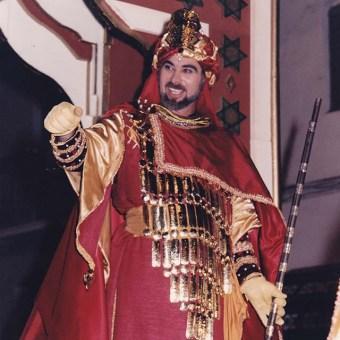 Manolo Arnal Bertomeu - Capità Moro 1996