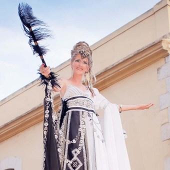 Mara Sanchis Ferre - Ambaixadora Mora 2012