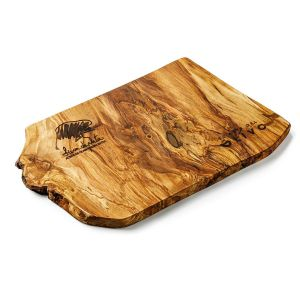 Olive wooden cutting board