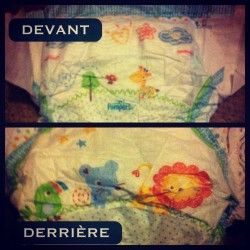 Les nouvelles couches Pampers Baby Dry