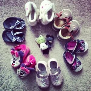 Le mystère des chaussures pour bébé