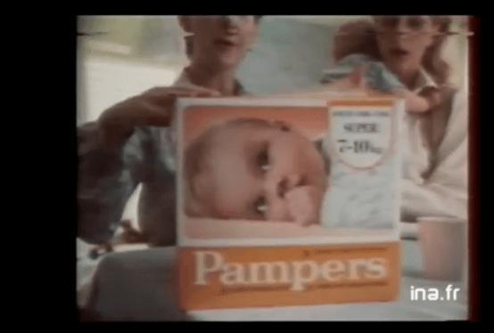 Il était une fois Pampers