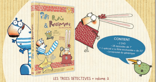 Pipì, Pupù & Rosemarie : volume 2 [DVD]