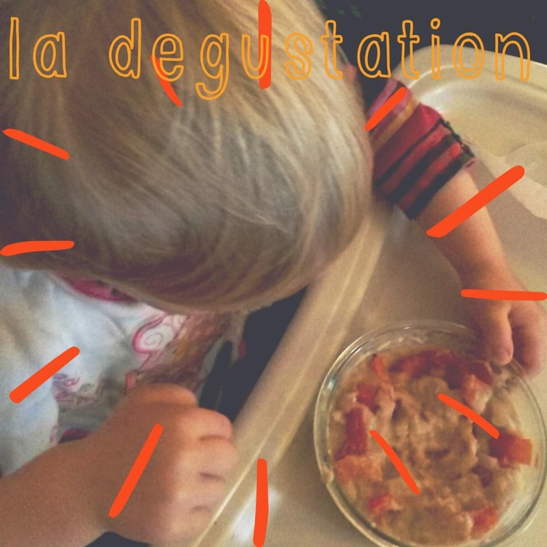 Recette #13 Jambon aux tomates confites &amp&#x3B; parmesan