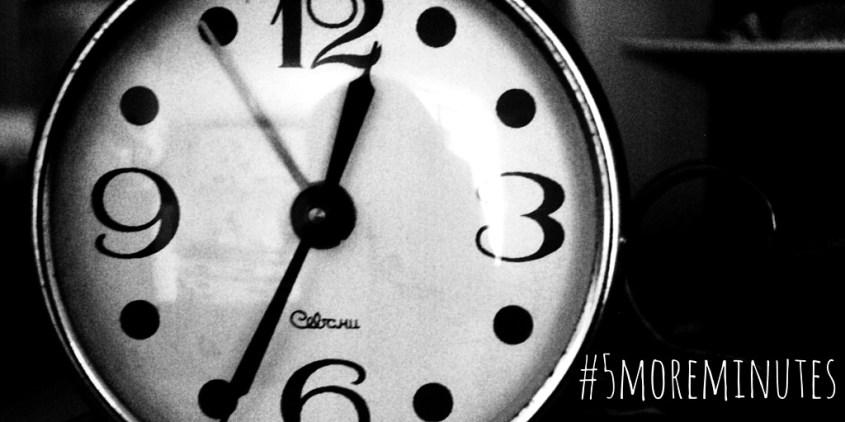 Les 10 techniques de Crevette pour ne pas se coucher tout de suite #5moreminutes
