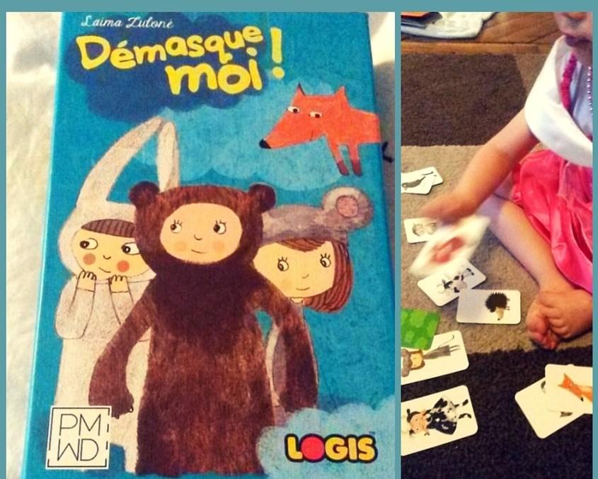 Mes jouets préférés #4 : Démasque-moi !