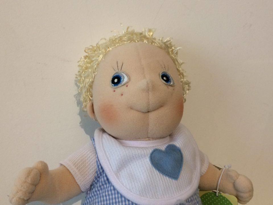 Les poupées trop choux de Rubens Barns #NoelTeamPipelettes (concours terminé)