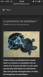 L'astuce / coup de gueule de Marie : faire disparaître le plastique de nos vies