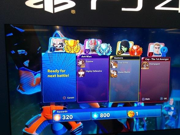Marvel Battle Grounds sur Disney Infinity 3.0 #marvelBattlegrounds