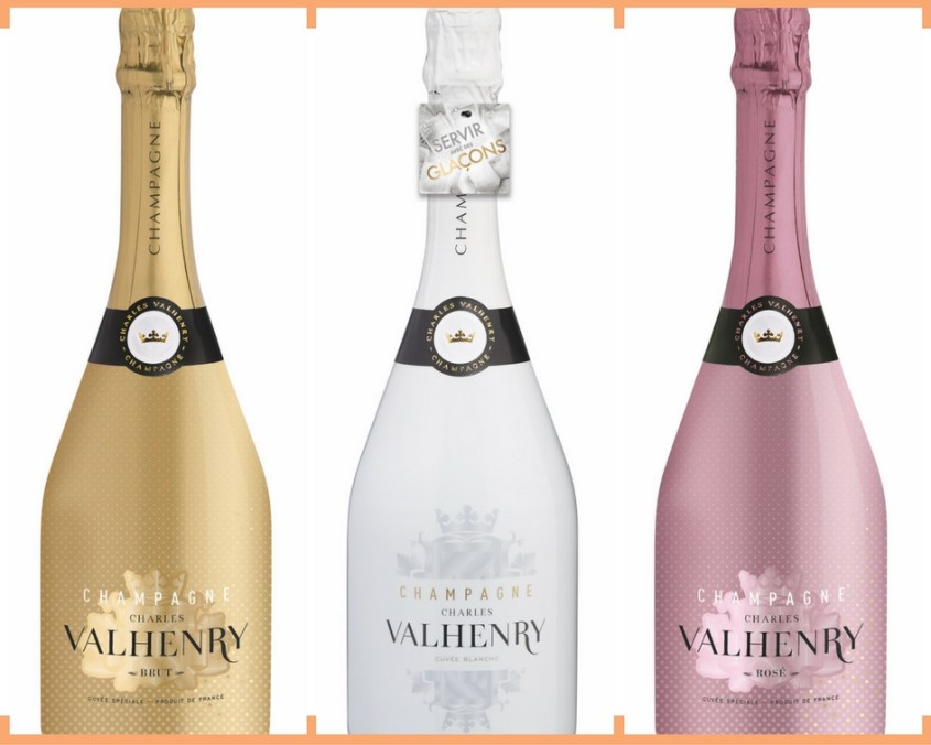 Champagne Noel Franprix 2016