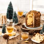 Les tables de Noel by franprix, sur Olive banane et pastèque