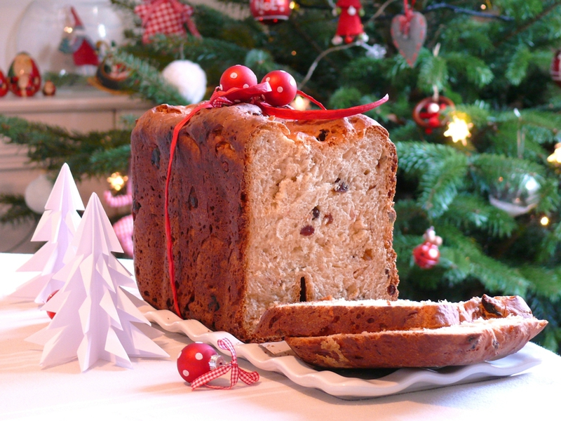 On mange quoi au dessert à Noël ?