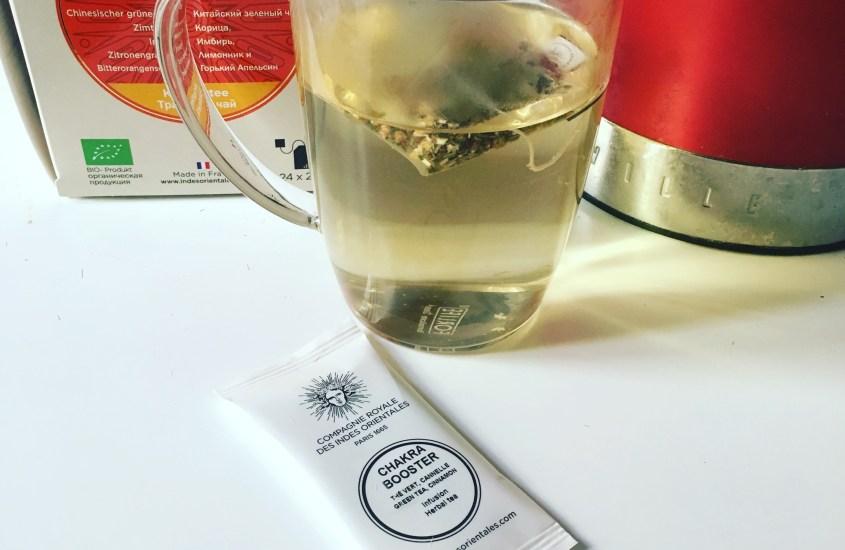 Tea Time avec la Compagnie Royale des Indes orientales
