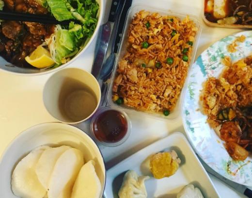 Alloresto by just eat : thailandais !