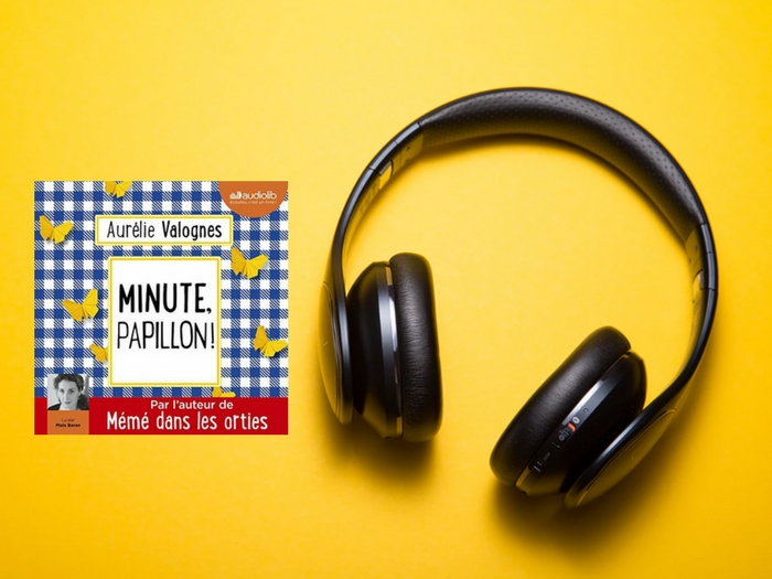 Minute Papillon ! #audible