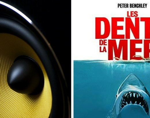 Les dents de la mer, version livre audio avec Audible