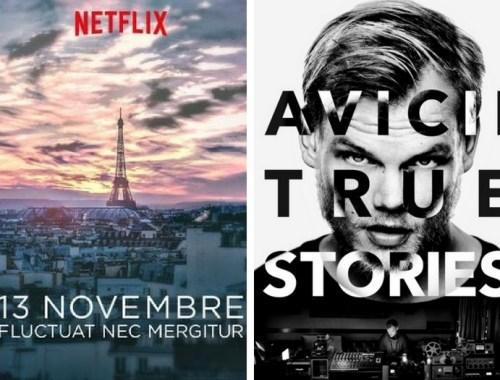 2 documentaires à voir sur Netflix !