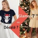 Alors, look de fêtes décalé ou glamour ?