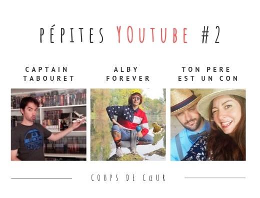 chaines youtube à découvrir épisode 2