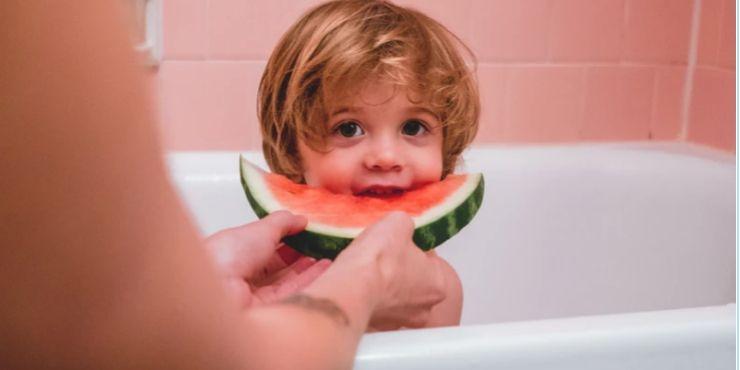 Bien faire manger nos enfants – Erwann Menthéour