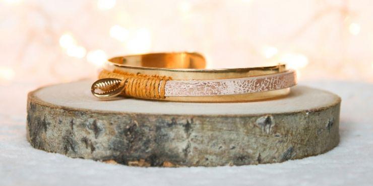 Tuto : le bracelet manchette #DIY