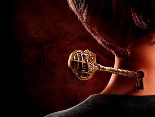 la nouvelel série fantastique Locke and Key